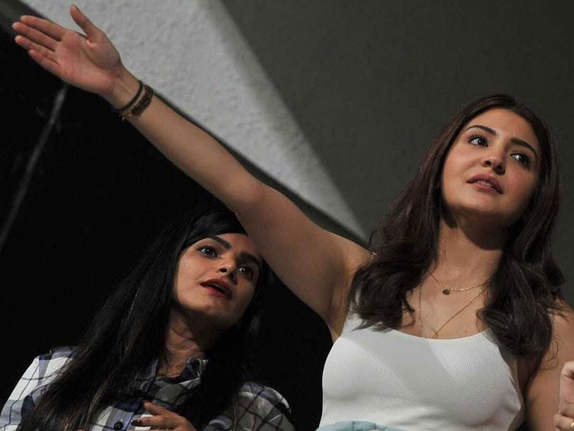 India vs Australia: Anushka Sharma reached Adelaide to celebrate their 1st marriage anniversary