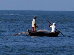 Seven Indian Fishermen Arrested By Sri Lankan Navy