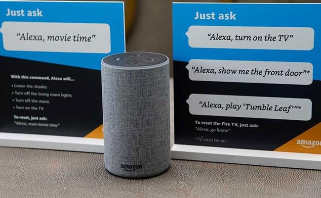 """Alexa, Volume Badhao"": Amazon's Voice Assistant Now In Hindi, Hinglish"