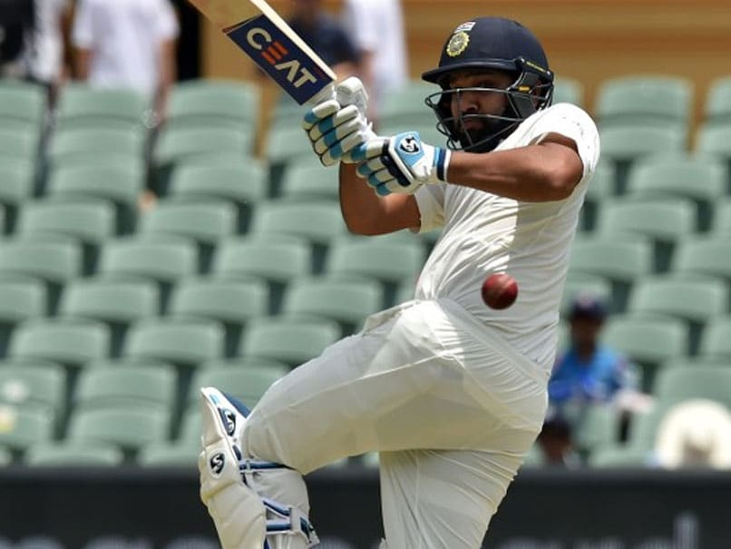 Rohit Sharma Throws Away His Wicket In Adelaide, Twitter Is Not Impressed