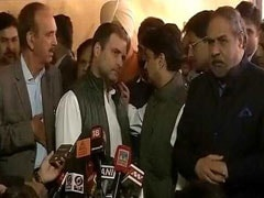 Rahul Gandhi Takes Tuition To Dream, Says Smriti Irani, On Presser Video