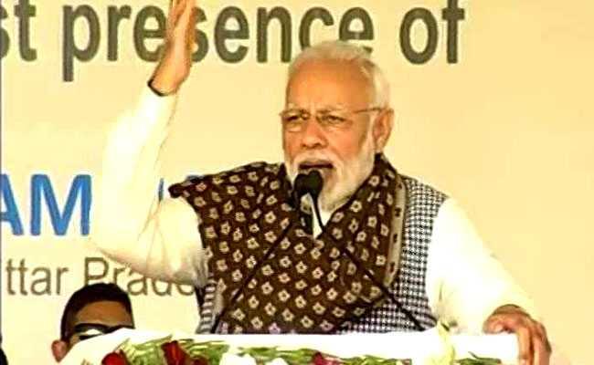 लोकसभा चुनावों की घोषणा से पहले पीएम मोदी की 100 रैलियां, झारखंड की सभा में काली वस्तुएं ले जाने पर रोक