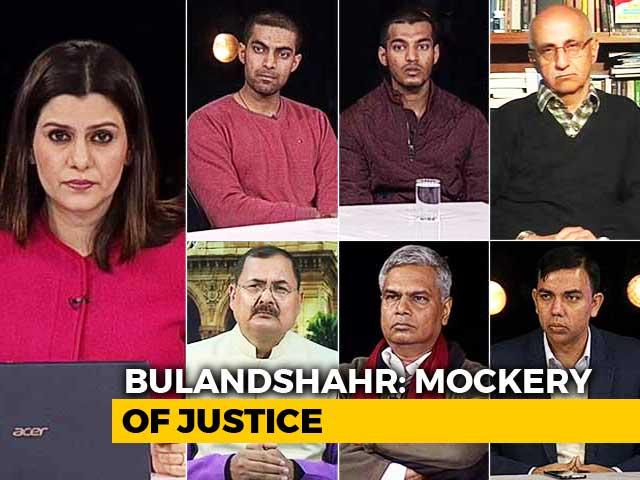 Video : Yogi Raj Priorities: Catch Cow Killers Over Cop Killers?