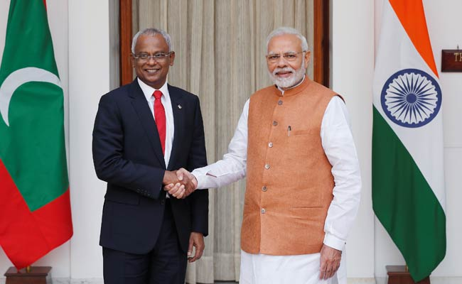 India Extends USD 1.4 Billion Assistance To Maldives