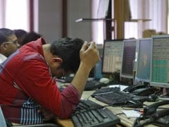 Sensex Falls Over 200 Points, Nifty Slips Below 10,850