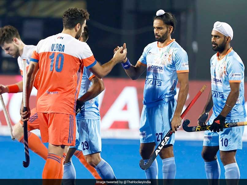 Hockey World Cup 2018 India Vs Netherlands Highlights India