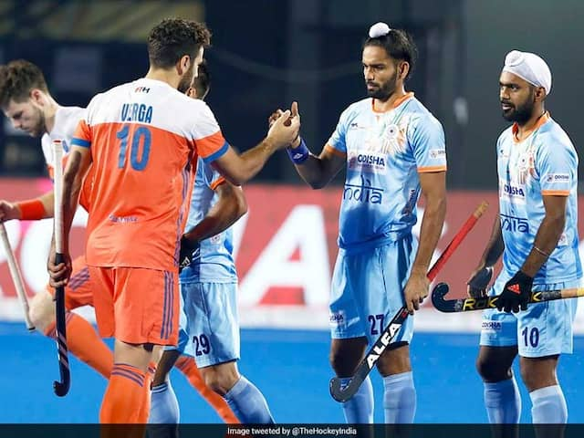Hockey World Cup 2018: India Knocked Out from the tournament after loosing by Netherlands in quarter final
