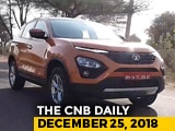 Video : Harrier Launch Date, XUV300 Bookings, Jawa Bikes