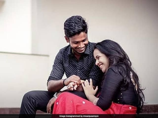 Sanju Samson Ties The Knot With Long-Time Friend In A Low-Key Affair