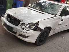 दिल्ली : द्वारका हिट एंड रन केस में दूसरे शख्स की भी मौत, पकड़ा गया मर्सडीज़ मालिक