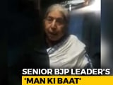 "Video : ""Modi-<i>Ji</i>, Forget Bullet Train"": BJP Leader After Train Ride From Hell"