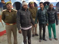 3 Arrested In Bulandshahr For Cow Slaughter, Cop's Killers Still Missing