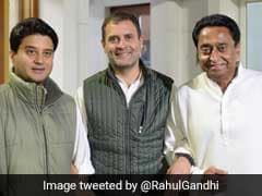 Kamal Nath Wins Madhya Pradesh Top Job; Jyotiraditya Scindia On Board
