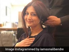 On New Year's Eve, Sonali Bendre Writes 'Looking Forward To Another Blow-Dry In 2019'