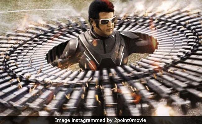 2.0 Box Office Collection Day 5: रजनीकांत की '2.0' फिल्म ने 4 दिन में कमा डाले 400 करोड़, अब तक कमाए इतने करोड़