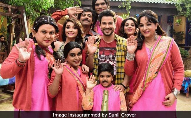 Kanpur Wale Khuranas: Cast Of Sunil Grover's Show Shuffles