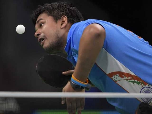 Table Tennis: Soumyajit Ghosh wins the tile after three year