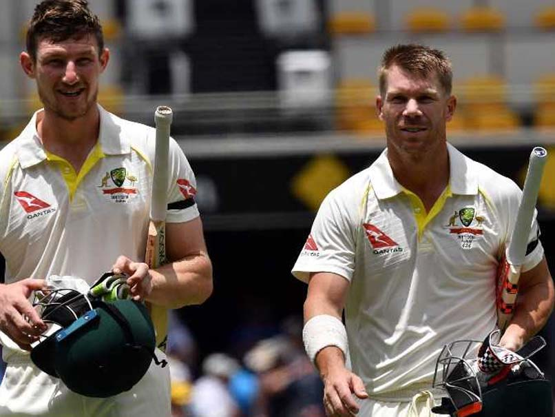 David Warner Was The Mastermind Of Ball-Tampering Plot, Confirms Cameron Bancroft