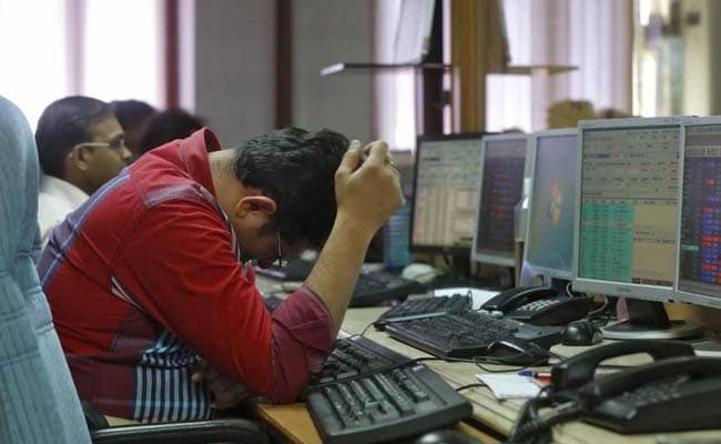 Sensex Falls For Fourth Straight Day, Nifty Settles Below 10,850