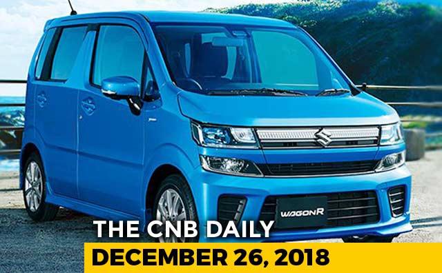 Video : Maruti Suzuki Wagon R Launch, Fuel Prices, Mercedes-Benz G350d