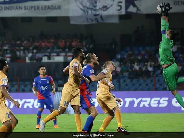 Indian Super League: Mumbai City, Bengaluru FC Play Out Intense Draw