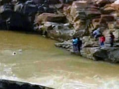Student Taking Selfie Slips Into Waterfall In Odisha, Dies