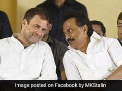 कांग्रेस-DMK गठबंधन पर लगी मुहर! कनिमोझी ने 9 1 के फॉर्मूले पर राहुल गांधी को किया राजी- सूत्र