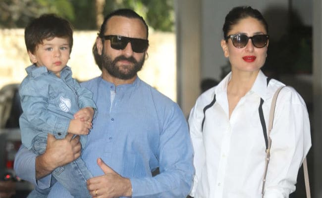At The Kapoors' Christmas Brunch, Kareena, Saif Ali Khan, Taimur, Karisma, Zahan And Shaira Lead The Way