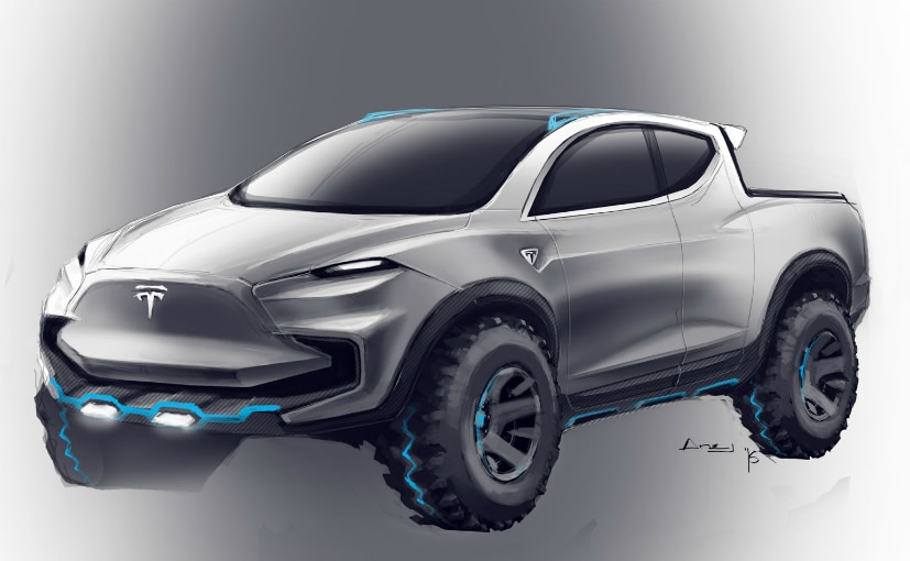 Tesla To Showcase All Electric Pickup Truck Concept In 2019