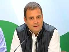 विधानसभा चुनाव 2018 परिणाम: कांग्रेस अध्यक्ष राहुल गांधी बोले, सरकार बनते ही किसानों का कर्ज माफ होगा