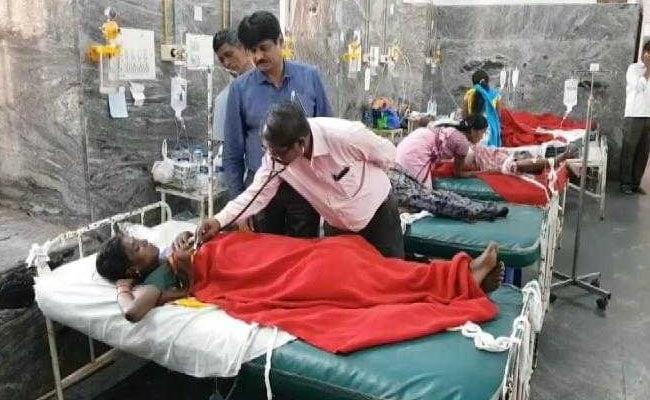 कर्नाटकः जहरीले प्रसाद से 15 लोगों की मौत के मामले में महंत गिरफ्तार, सामने आ रही चौंकाने वाली बात!