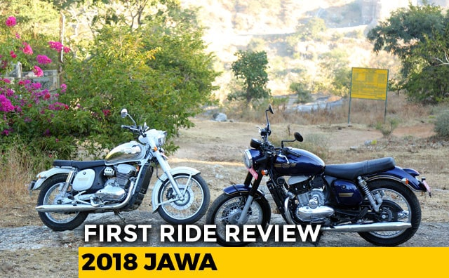 2018 Jawa, Jawa Forty Two First Ride Review