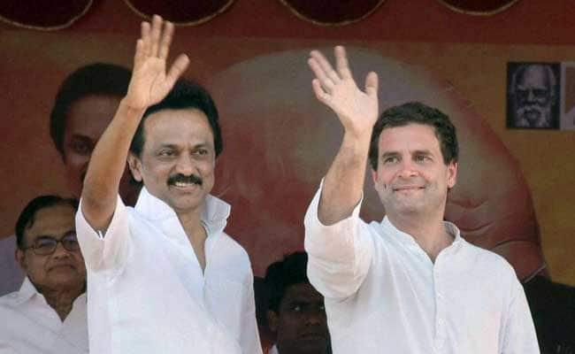 कांग्रेस-DMK गठबंधन पर लगी मुहर! कनिमोझी ने 9+1 के फॉर्मूले पर राहुल गांधी को किया राजी- सूत्र