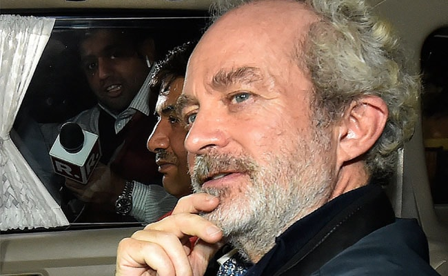 Christian Michel Identified 'AP' As Ahmed Patel: Probe Agency Chargesheet
