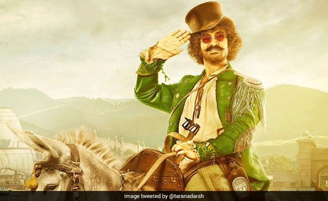 Thugs Of Hindostan China Box Office: Aamir Khan's Film Takes A 'Shocking Start', Earns Rs 10.67 Crore