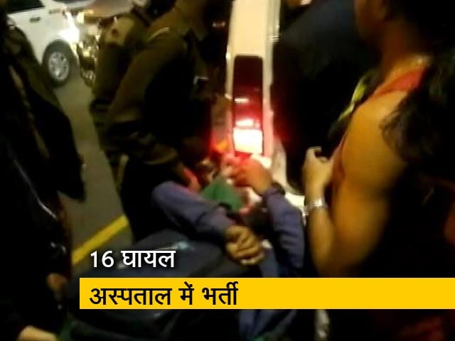 Video : कोलकाता मेट्रो में लगी आग