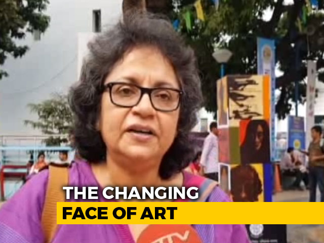 "Video : Wall Of Fame ""Whitewashed"" In Kolkata, Artist's Public Art Gone For Good"