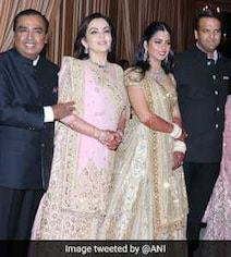 Have You Seen These Photos From Isha Ambani's Second Reception Yet