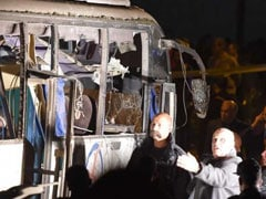 """Egypt Forces Kill 40 """"Terrorists"""" After Giza Bus Attack: Ministry"""