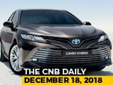 Video : New Toyota Camry, Bajaj Platina, Force Gurkha