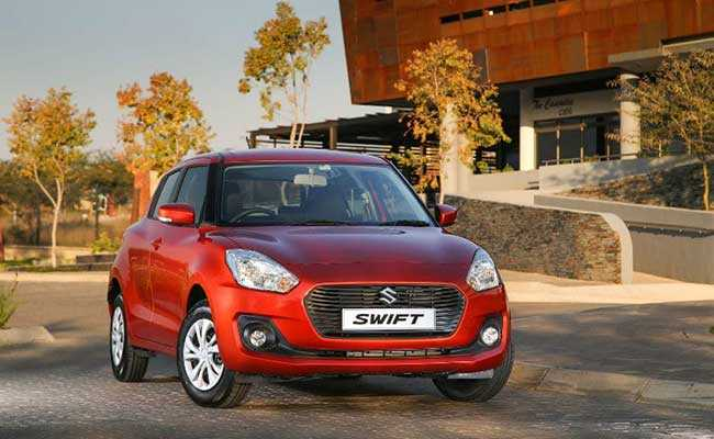The production of passenger vehicles, including Alto, Swift, Dzire and Vitara Brezza, declined.