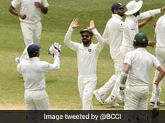 India vs Australia: Virat Kohli Says India Were The Better Team, Deserved To Win
