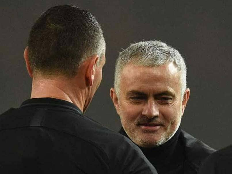 "Jose Mourinho ""Very Happy"" At Manchester United, Says Agent Jorge Mendes"