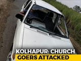 Video : Christian Gathering Attacked During Sunday Prayers In Maharashtra Village