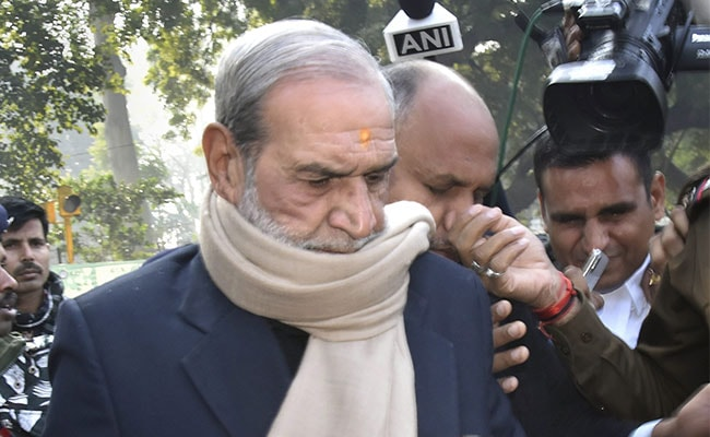 'Losing Weight Not An Ailment': Top Court On Sajjan Kumar's Bail Request