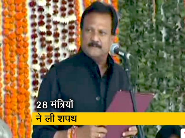 Video : मध्यप्रदेश में CM कमलनाथ ने किया कैबिनेट विस्तार