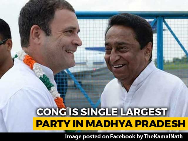 Video : Congress Gets Madhya Pradesh After All. Over To Top Post Race