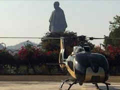 Statue Of Unity Now Gets A Chopper Ride. Here's How Much It Will Cost