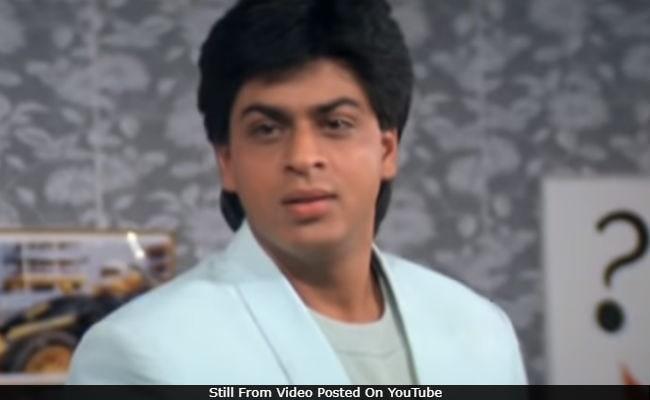 AndhaDhun Director Sriram Raghavan On His Shah Rukh Khan And Baazigar Connection