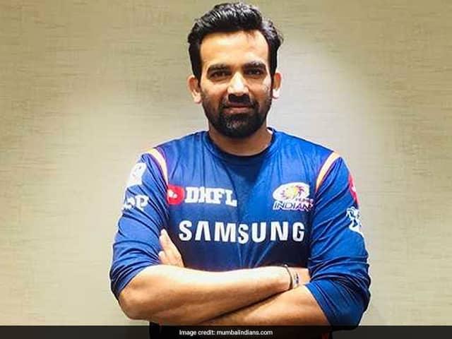 Zaheer khan indicates about Mumbai Indians this weakness
